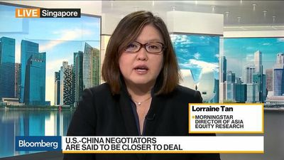 Morningstar's Tan Sees Opportunity in Chinese Markets