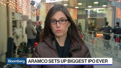 Aramco IPO Compels Saudis to Pump More Oil Says Atlantic Council's Wald