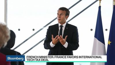 France Favors Int'l Solution to Tech Tax, Minister Cedric O Says