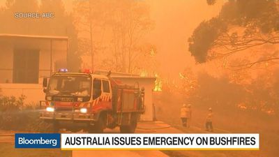 Sydney Air Quality Worsens as Wildfires Rage