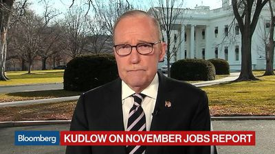 Kudlow Says Trump Likes What He Sees in Trade Deal With China