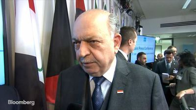 Iraq's Oil Minister Ghadhban on Compliance With OPEC+ Production Cuts