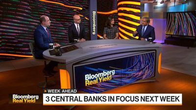 What to Watch Next Week: Central Bank Bonanza