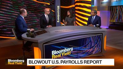 A Piece of Work: U.S. Payrolls Blowout