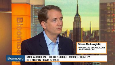 Why Steve McLaughlin Left Goldman to Hunt Fintechs