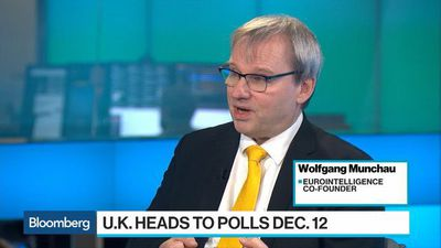 Munchau Says Polls Are Not Forecasts for Coming U.K. Election