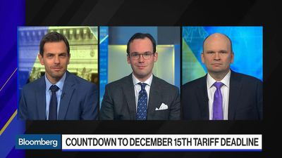Market Expectations as Dec. 15 Tariff Deadline Looms