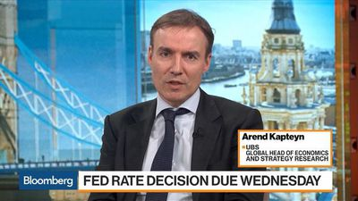 UBS Sees No U.S. Recession, Three Fed Rate Cuts in 2020