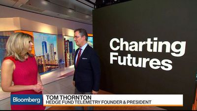 Pound Rise Overdone, Hedge Fund Telemetry's Thornton Says