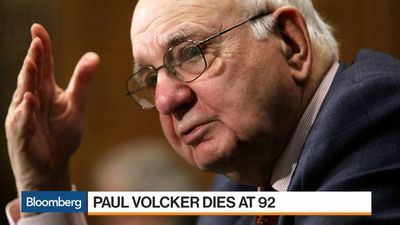Economist Diane Swonk Remembers Paul Volcker