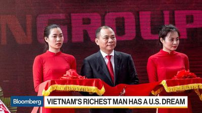 Vietnam's Richest Man Has a U.S. Dream