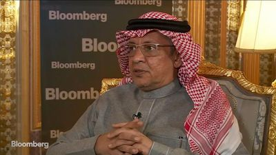 Saudi's Economy Minister Exclusive on the Kingdom's Diversification, Aramco IPO