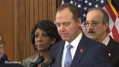 Rep. Schiff Says Trump Left Democrats No Choice But to Impeach