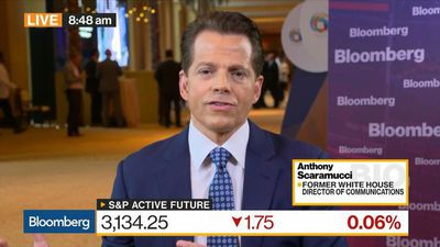 At IPO Price, Aramco Is Good Long-Term Value: Scaramucci