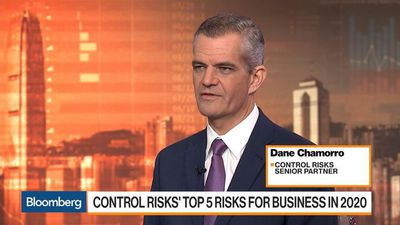 Control Risks' Chamorro on the Top Risks Facing Businesses in 2020