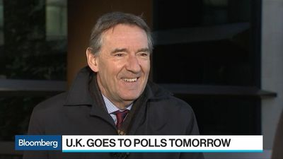 Jim O'Neill: I Don't Know Who I'd Vote For