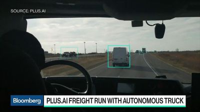 Self-Driving Truck Goes From California to Pennsylvania