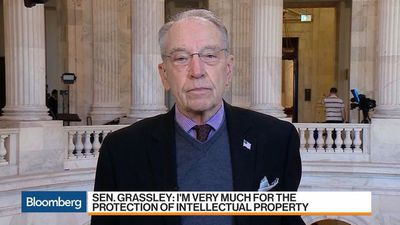 Sen. Grassley Says USMCA Deal Is Very, Very Good