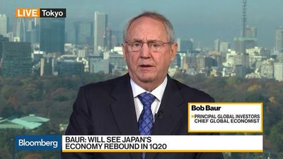 Will See Japan's Economy Rebound in 2020: Principal Global Investors's Baur