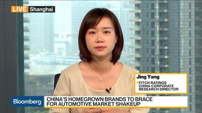 The Road Ahead for China's Carmakers