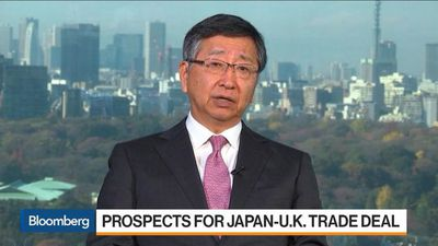 Former Japanese Ambassador to the U.K. on Trade Relations, U.K. Election, WTO