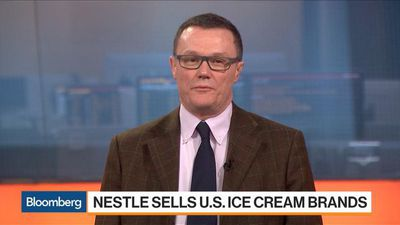 Nestle Sells U.S. Ice Cream Brands