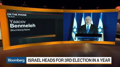Israel Heads for Third Election in a Year