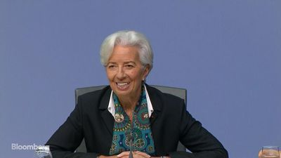 Lagarde Marks ECB Policy Debut With Optimistic Note: Full Briefing