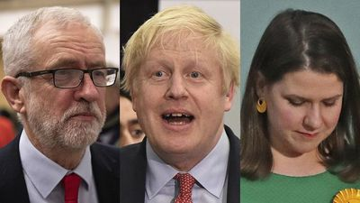 The Election That Upended Britain: Corbyn, Johnson, Swinson React