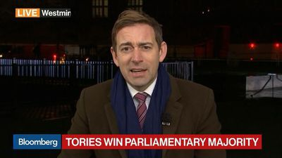 Tories Win Parliamentary Majority