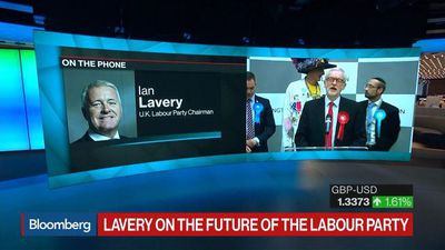 U.K. Election Was a Re-Run of Brexit Referendum, Labour's Lavery Says