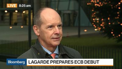 Deutsche Bank's Stefan Schneider on Lagarde, ECB, German Economy