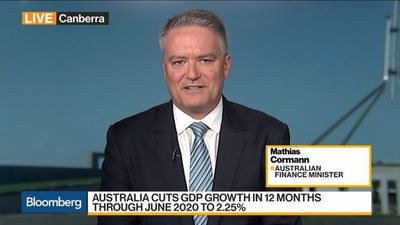Australia's Finance Minister: No Need for More Fiscal Stimulus