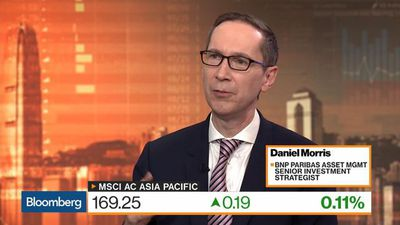 BNP Paribas's Morris on Overweight Risk Assets, Equities