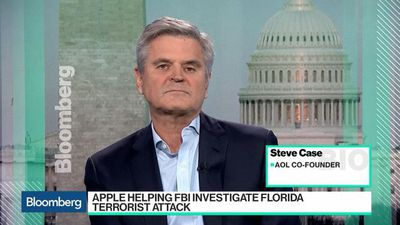 Steve Case Weighs In on Apple Helping FBI, China Trade Deal