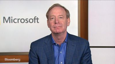 China Phase-One Trade Deal Is 'Indisputably' a Good Step, Says Microsoft's Smith