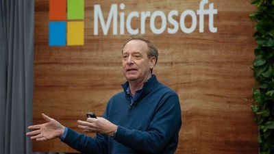 Microsoft's Climate Investment Is Part of Broader Plan, Brad Smith Says