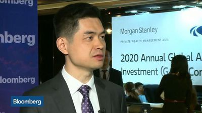 China Figures Confirm Economy Has Bottomed Out: Morgan Stanley