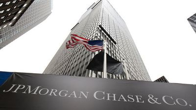 JPMorgan Stands Tall in Fourth-Quarter Bank Earnings Blowout