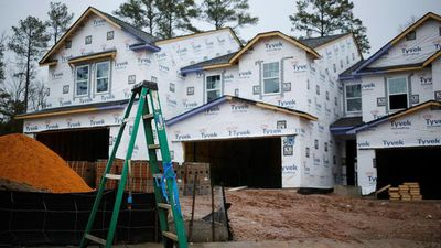 U.S. Housing Starts Leap to a 13-Year High in December