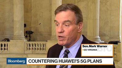 Senator Warner on Countering Huawei's 5G Plans, Impeachment