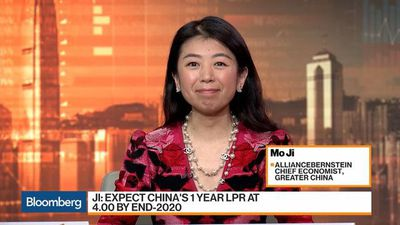 China Needs More Policy Easing, AllianceBernstein Says