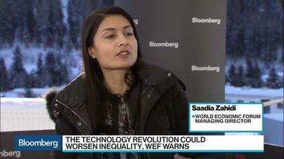 WEF Outlines Plans to Tackle Rising Income Inequality