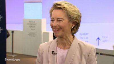 Von der Leyen Says EU Needs to Have Hard Power Plus Diplomacy