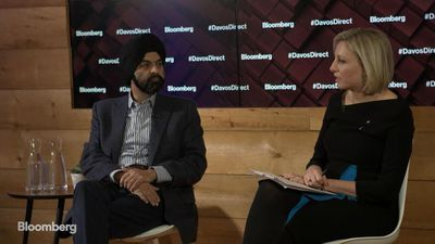 Mastercard CEO Banga on How Business Can Effect Real Change