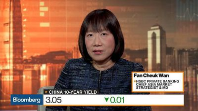 We're Bullish on Asian Credit, Says HSBC Private Banking's Fan