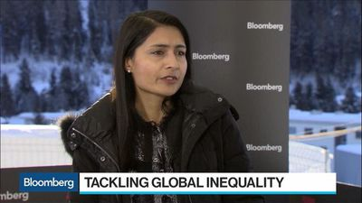 Digital: WEF Managing Director Saadia Zahidi on Equality Jan 21, 2020