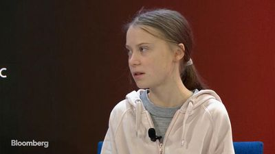Greta Thunberg in Davos: `This Is Just the Very Beginning'