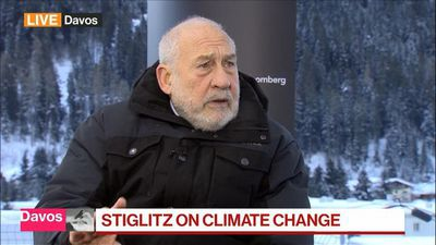 Columbia University's Stiglitz on Global Inequality, Climate Change