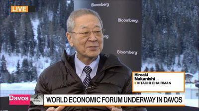Hitachi's Nakanishi on Business Model, EV Investments, Nuclear Power